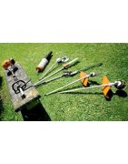 Kombi-tools system made by Stihl